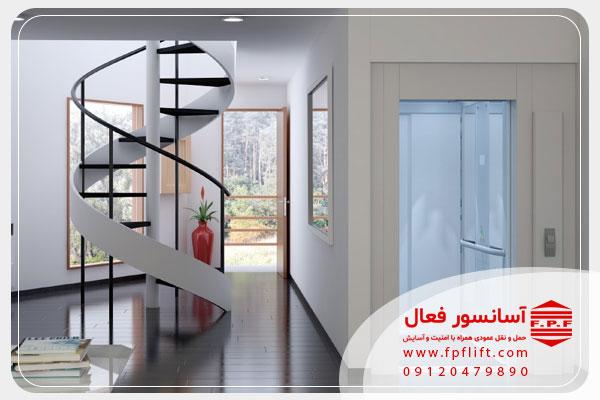 قیمت آسانسور جکی در اصفهان