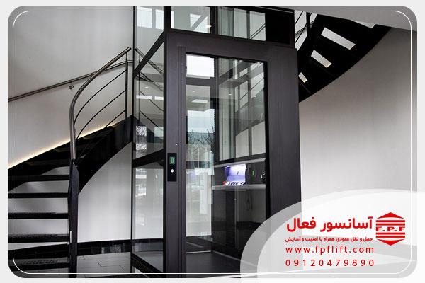 قیمت آسانسور هیدرولیکی و کششی