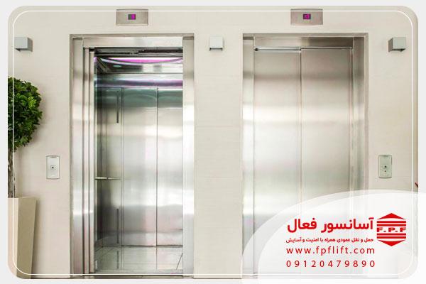 مشخصات بهترین کابین آسانسور