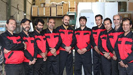 تیم تولید