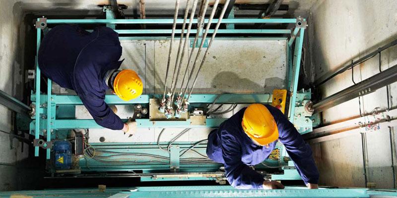 تعمیر آسانسور | نگهداری و تعمیر آسانسور هیدرولیک